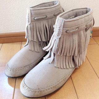 アディダス(adidas)のアディダス★ショートブーツ(ブーツ)