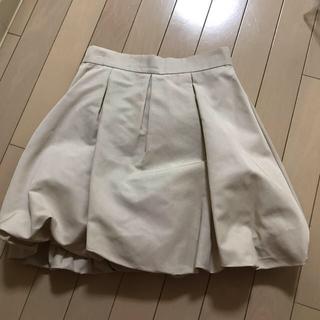 ハンアンスン(HAN AHN SOON)のバルーンスカート(ミニスカート)