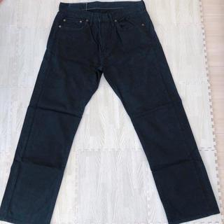 オクラ(OKURA)のOKURA 黒パンツ (デニム/ジーンズ)
