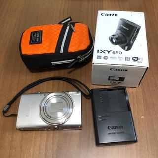 キヤノン(Canon)のIXY650 Canon カメラ(コンパクトデジタルカメラ)