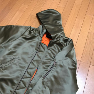 フィアオブゴッド(FEAR OF GOD)のfear of god 5th satin bomber XL(ブルゾン)