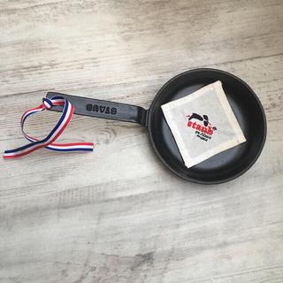 ストウブ(STAUB)のyoopさま専用です☆ミニフライパン  2個(調理道具/製菓道具)