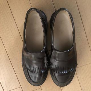 カスタネ(Kastane)のKastane フリンジローファー(ローファー/革靴)
