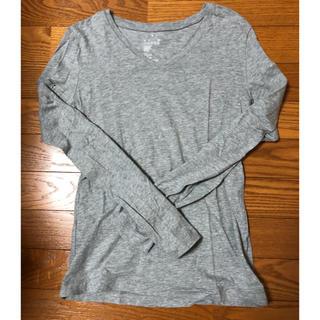 ムジルシリョウヒン(MUJI (無印良品))の無印 ロンT S(Tシャツ(長袖/七分))