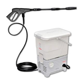 アイリスオーヤマ(アイリスオーヤマ)のアイリスオーヤマ 高圧洗浄機 静音タイプ 温水対応 タンク式 SBT-512N(洗車・リペア用品)