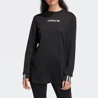アディダス(adidas)のadidas  originals ロングtシャツ(Tシャツ(長袖/七分))