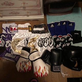 アディダス(adidas)のキックボクシング(ボクシング)