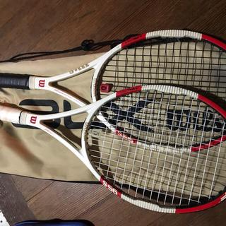 ウィルソンスタッフ(Wilson Staff)のテニスラケット ウィルソン(ラケット)