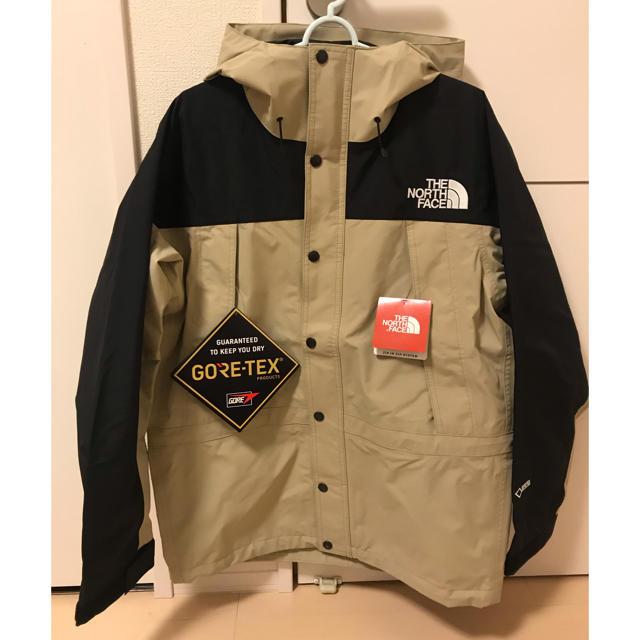 ノースフェイス マウンテンライトジャケット ツイルベージュ Mサイズ 19SS