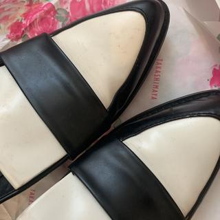 フレイアイディー(FRAY I.D)の再値下げ!フレイアイディーローファー靴ミラオーウェン37 23.5 24春(ローファー/革靴)