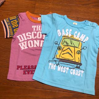 キムラタン(キムラタン)のキムラタン ラキエーベ 半袖Tシャツ 2枚セット(Tシャツ)