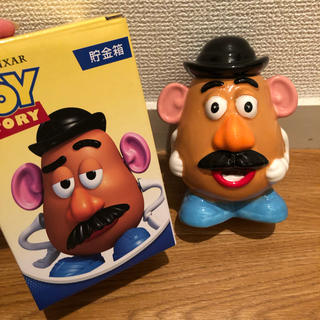 ディズニー(Disney)のポテトヘッド 貯金箱(キャラクターグッズ)