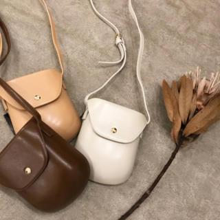 アリエス(aries)のaries mirage mini bag(ショルダーバッグ)