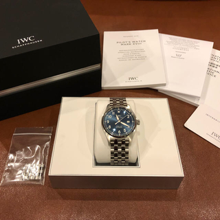 インターナショナルウォッチカンパニー(IWC)のIWC マーク18 IW327014 プティ プランス 革ベルト付(腕時計(アナログ))