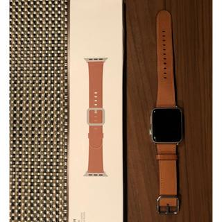 アップルウォッチ(Apple Watch)のApple watch Nike➕ SERIES3(腕時計(デジタル))