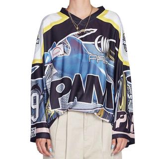 パム(P.A.M.)の19SS P.A.M. グラフィックT(Tシャツ(長袖/七分))