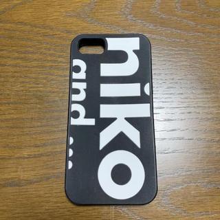 ニコアンド(niko and...)のスマホケース(iPhoneケース)