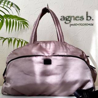 3b7bac8e9562c9 アニエスベー 2wayバッグ ショルダーバッグ(レディース)(ピンク/桃色系 ...
