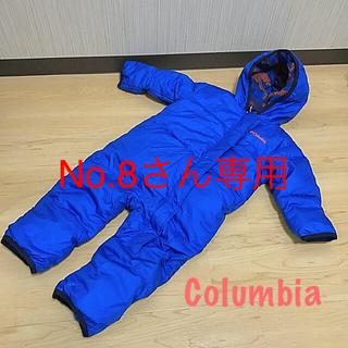 コロンビア(Columbia)のColumbia コロンビア 12ー18ヶ月 ベビー ダウン ジャンプスーツ (ジャケット/コート)