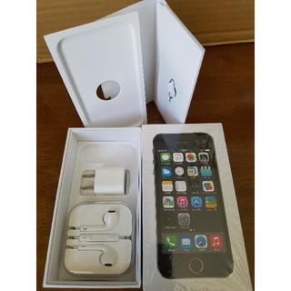 アイフォーン(iPhone)のiphone5s 箱付属品のみ(その他)