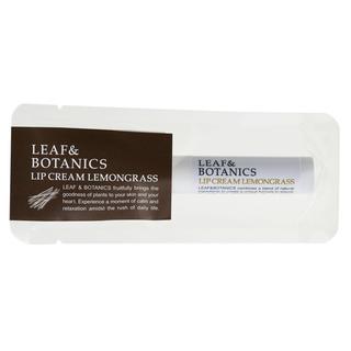 リーフアンドボタニクス(LEAF & BOTANICS)のリップクリーム【Leaf & Botanics】(リップケア/リップクリーム)