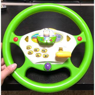 ディズニー(Disney)のBUZZ  おもちゃハンドル(電車のおもちゃ/車)