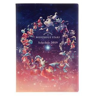 ディズニー(Disney)の新品 ディズニー ミッキー 手帳 スケジュール帳 90周年 2019(手帳)