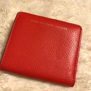 マークバイマークジェイコブス(MARC BY MARC JACOBS)のミニ財布(折り財布)