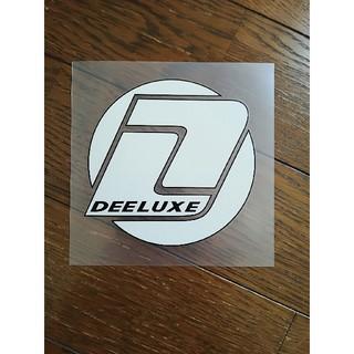 ディーラックス(DEELUXE)のステッカー ディーラックス(アクセサリー)