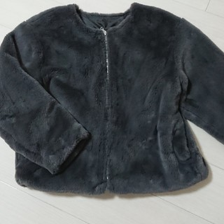 ジーユー(GU)のGUファージャケット(毛皮/ファーコート)