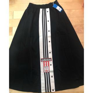 アディダス(adidas)のadidas originals M アディブレイク スカート (ロングスカート)