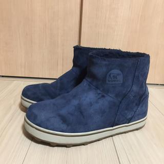ソレル(SOREL)のSOREL ブーツ グレイシーショート 24cm(ブーツ)