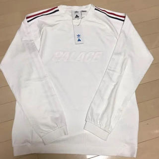 アディダス(adidas)の新品未使用 adidas Originals PALACE クルーネックT(Tシャツ/カットソー(半袖/袖なし))
