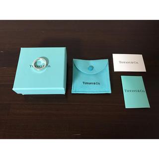 ティファニー(Tiffany & Co.)のtiffanyティファニーリング(リング(指輪))