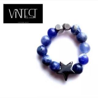 スター型ピンキーリング/指輪◆レッド/ブルー/ターコイズ/グレー/黒/グリーン(リング(指輪))