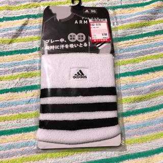 アディダス(adidas)のアディダス Adidas アームバンド BCV25 ブラック フリー(その他)