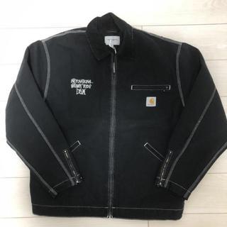 ステューシー(STUSSY)のStüssy Carhartt WIP x DSM Jacket XLサイズ(ブルゾン)