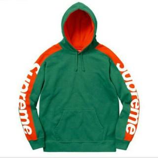 シュプリーム(Supreme)のSideline Hooded Sweatshirt Lサイズ(パーカー)