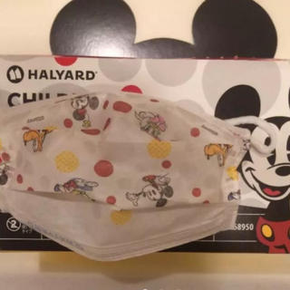 ディズニー(Disney)の新品未使用 ディズニー 使い捨てマスク 30枚(その他)