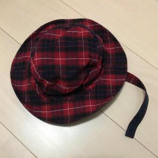 無印良品 リバーシブル帽子(48-50)