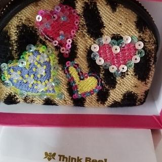 シンクビー(Think Bee!)の小銭入れ新品プレゼントに最終値下しました(コインケース/小銭入れ)