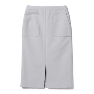 デミルクスビームス(Demi-Luxe BEAMS)のDemi-Luxe BEAMS 38(w64) ポケット付 タイトスカート  (ひざ丈スカート)