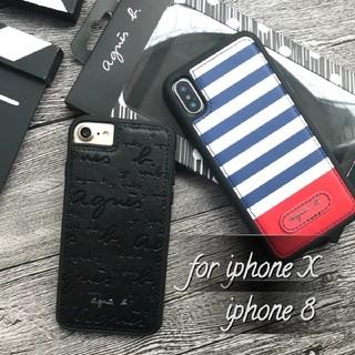 アニエスベー(agnes b.)のagnes b. iPhone ケース(iPhoneケース)