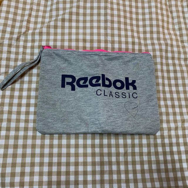 Reebok(リーボック)のmini付録 Reebok × kastane レディースのファッション小物(ポーチ)の商品写真