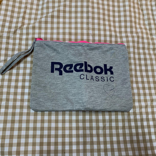 リーボック(Reebok)のmini付録 Reebok × kastane(ポーチ)