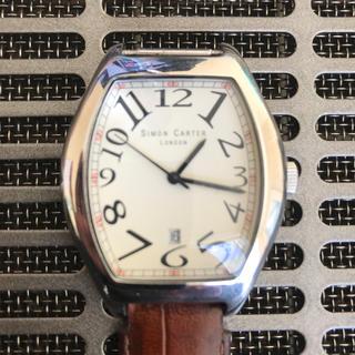 サイモンカーター(SIMON CARTER)のSIMON CARTER 時計(腕時計(アナログ))