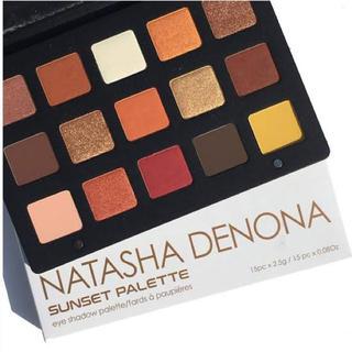 セフォラ(Sephora)のNatasha Denona アイシャドウパレット sunset(アイシャドウ)