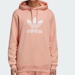アディダス(adidas)の♪ アディダスオリジナルス パーカー⭐️限定価格お値下げ不可ラスト①(パーカー)