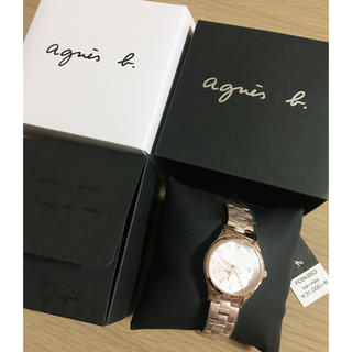 アニエスベー(agnes b.)のagnes b.  アニエスベー レディース腕時計(腕時計)