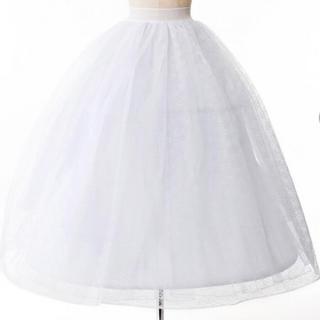 5b741b2123503 エメ(AIMER)のAimer 大パニエ トレーンパニエ セット ウェディングドレス 結婚式(